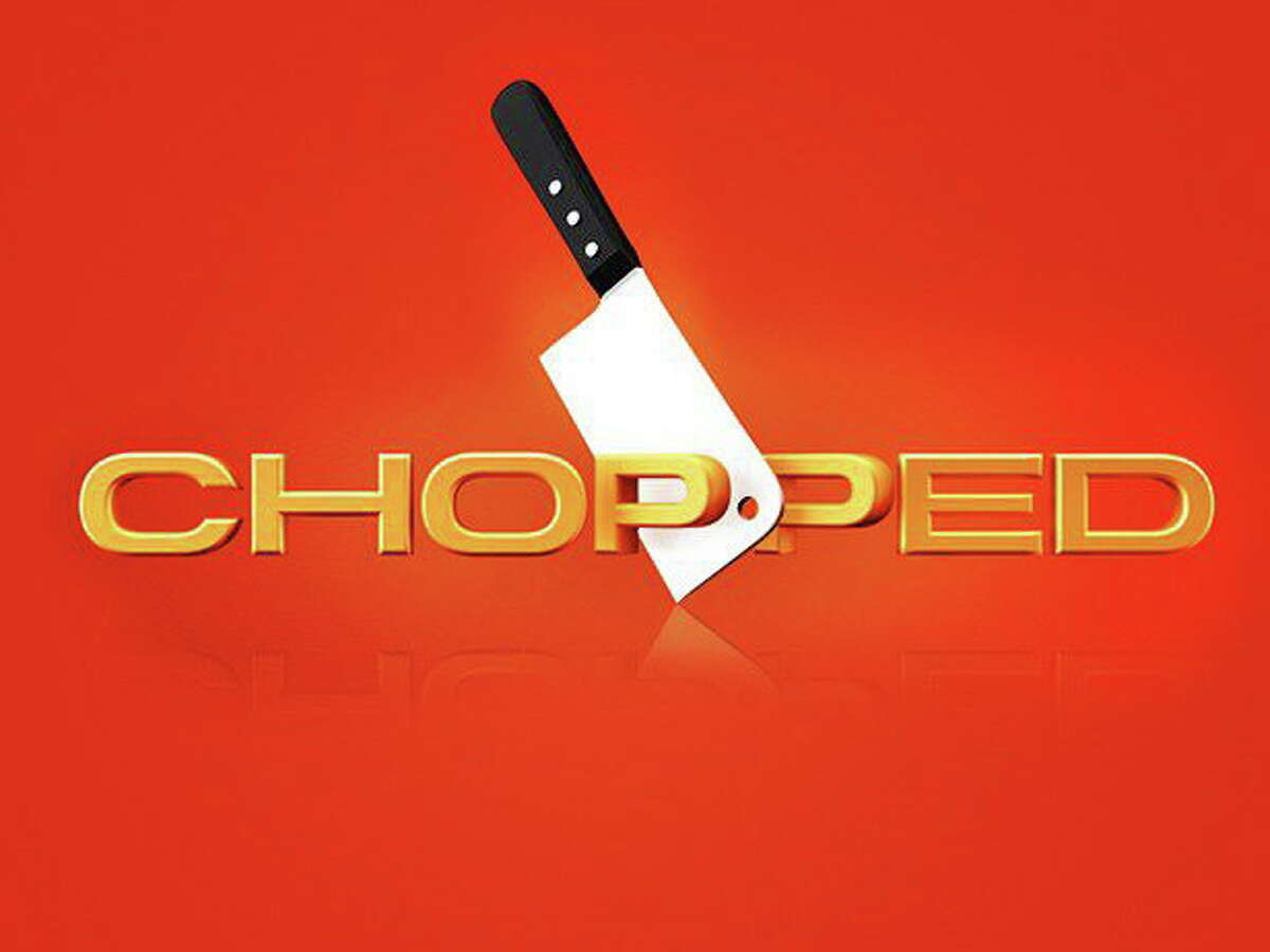 The logo of the hit show on the Food Network.