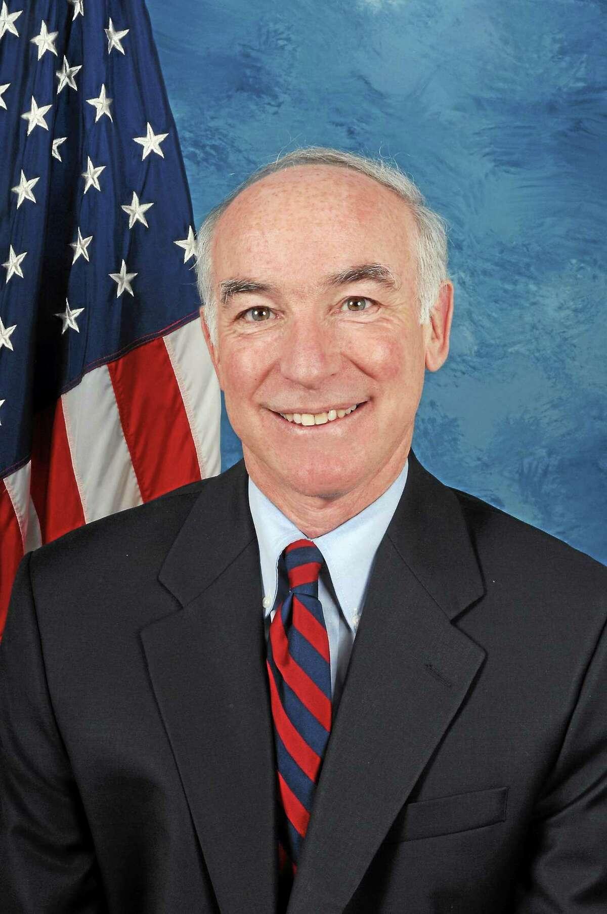 Democratic incumbent U.S. Rep. Joe Courtney
