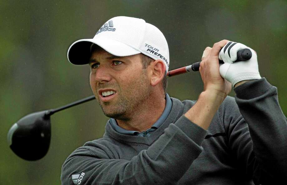 Sergio Garcia is among the latest group of golfers to commit to play in next month's Travelers Championship at TPC River Highlands in Cromwell. Photo: Patric Schneider — The Associated Press File Photo  / FR170473 AP