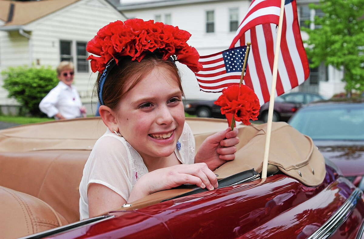 Middletown Press file photo Celebrating Independence Day.
