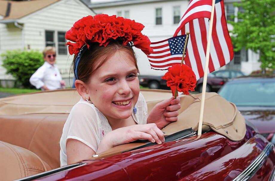 Middletown Press file photo Celebrating Independence Day. Photo: Middletown Press File Photo
