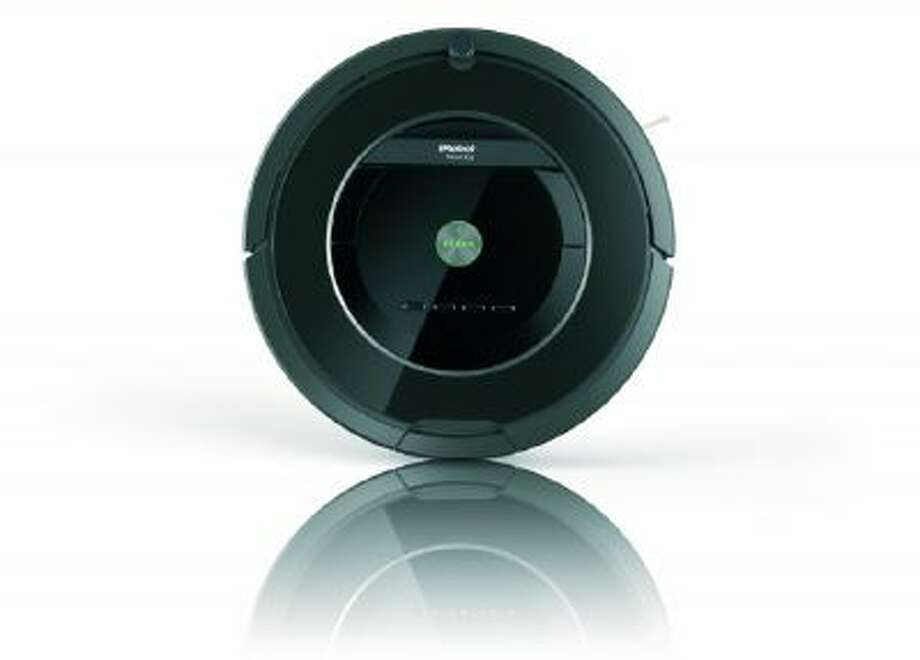 A press image of the iRobot Roomba 880.