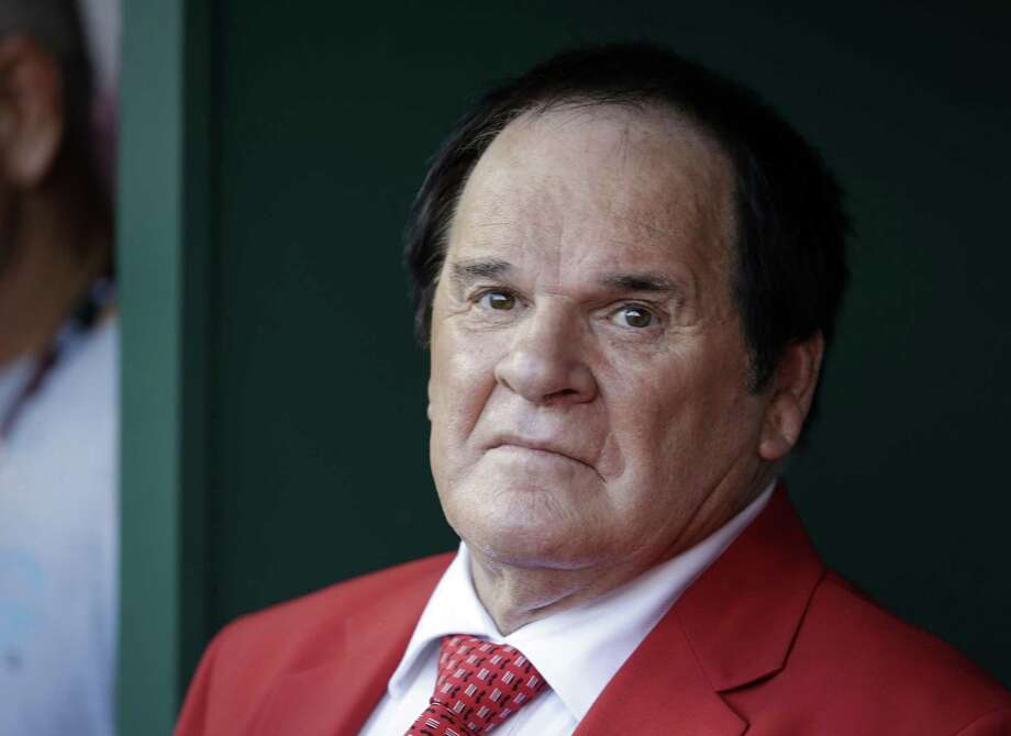 Pete Rose has made his case for reinstatement with Commissioner Rob Manfred, who promised a decision by the end of December. Photo: The Associated Press File Photo  / AP