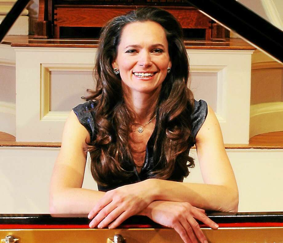 Contributed photo The celebrated classical pianist Dalia Lazar returns to Chester on May 31 at 5 p.m. at Beth Shalom Rodfe Zedek. She will play a variety of Beethovenís piano works, including the ìMoonlight Sonataî and the ìPathetique.î Photo: Journal Register Co.
