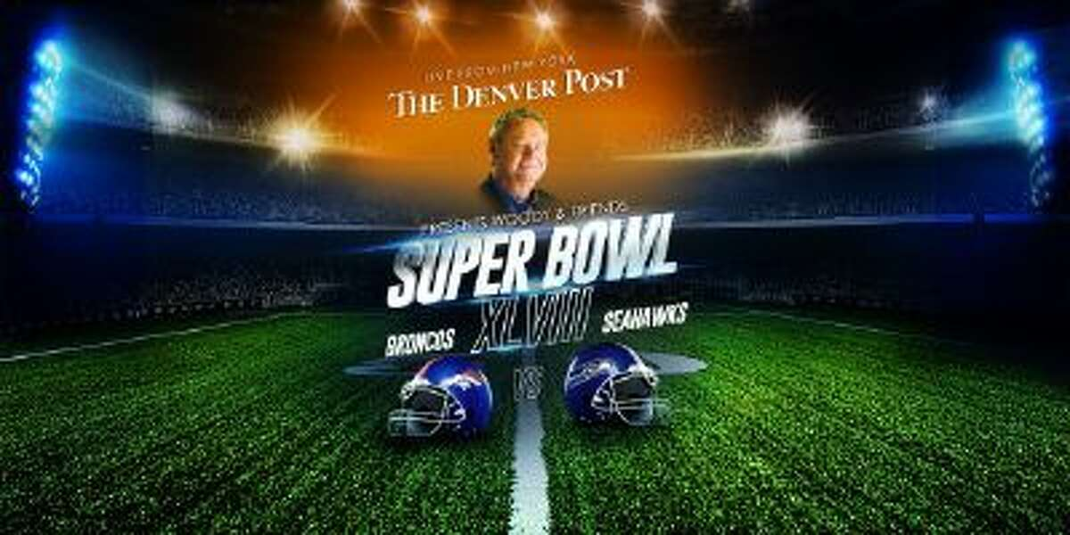 Denver Post columnist Woody Paige and a host of guests will be breaking down the Super Bowl all week, live from New York City.