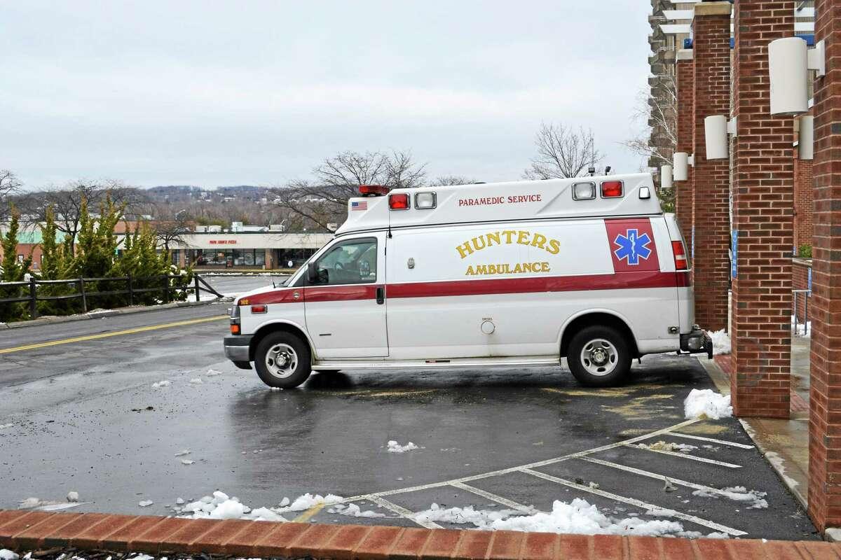 Hunters Ambulance