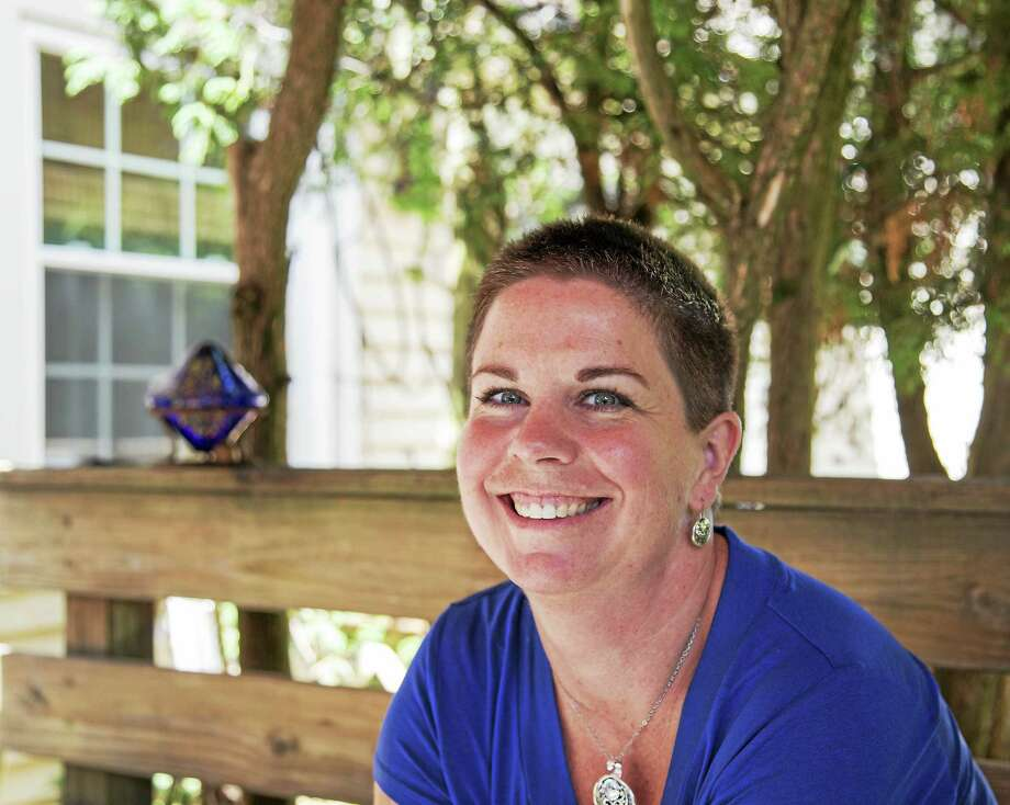 Johanna Tessman of Middletown has a painful and rare neurological illness called chronic intracranial hypertension. Photo: Courtesy Photo