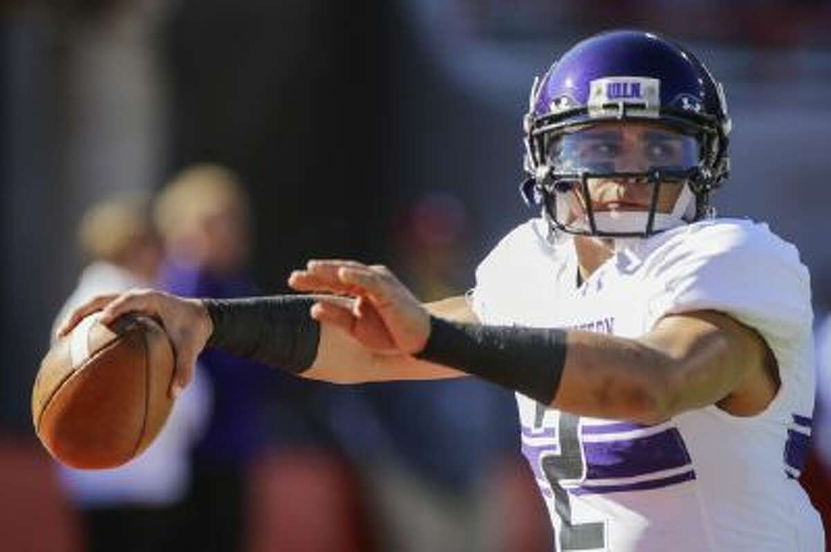 Northwestern quarterback Kain Colter is one of the organizers behind what could be the first union for college athletes.