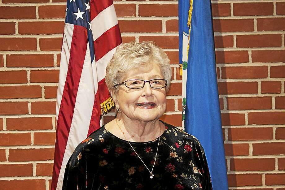 "The town's first female selectwoman Mary Amenta, who's being remembered as a ""classy lady,"" died Saturday at age 82. Photo: Courtesy Cromwell GOP"