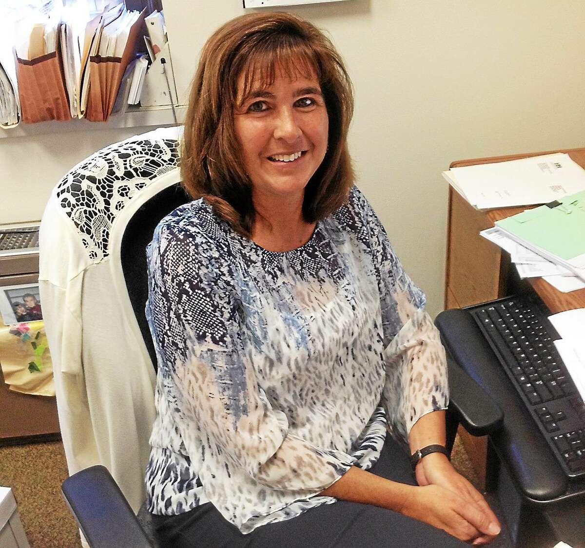 Janet Murphy, town accountant in Cromwell, is leaving town to take a job in Clinton as the finance director.