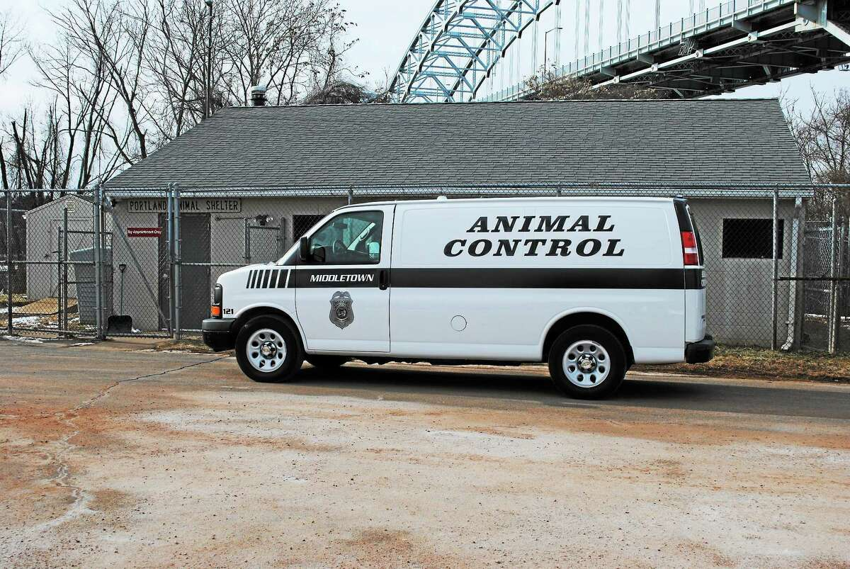 Portland animal shelter, where Middletown keeps rescued animals as well.