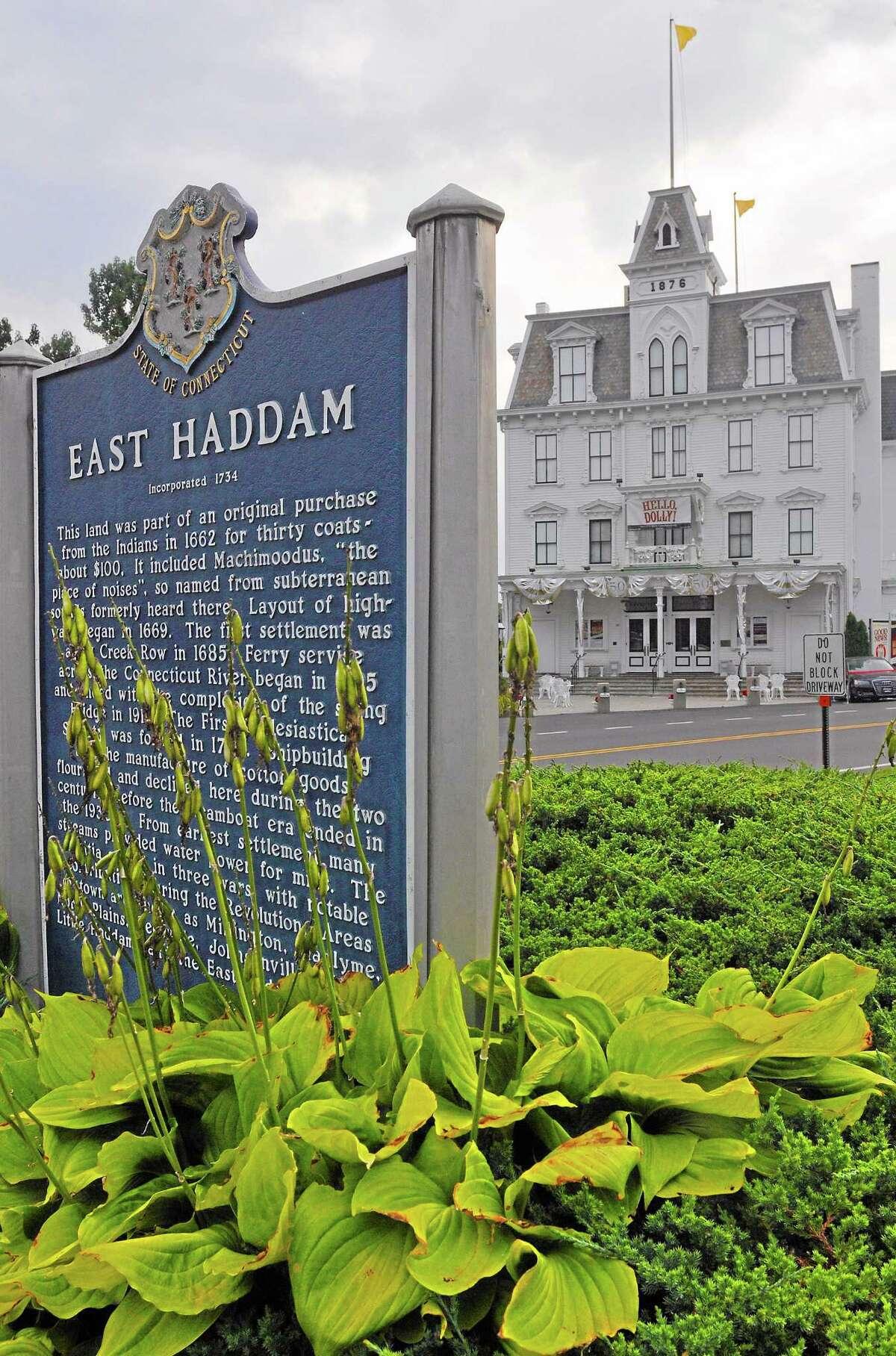 East Haddam.