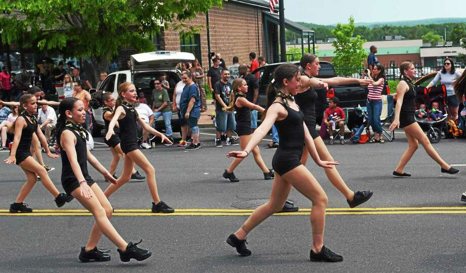 Cassandra Day - The Middletown Press Middletown's Memorial Day parade made its way down Main Street Monday as hundreds turned out for the patriotic display from the North End to the South Green. Photo: Journal Register Co.