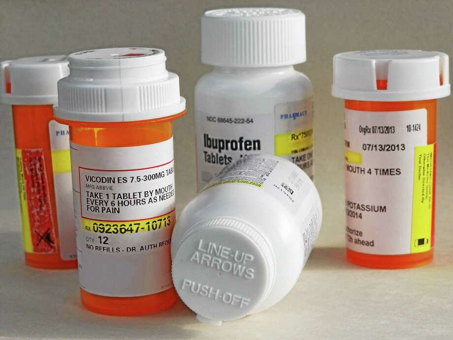 Cromwell police will collect unused prescriptions this weekend as part of a national initiative. Photo: Morguefile