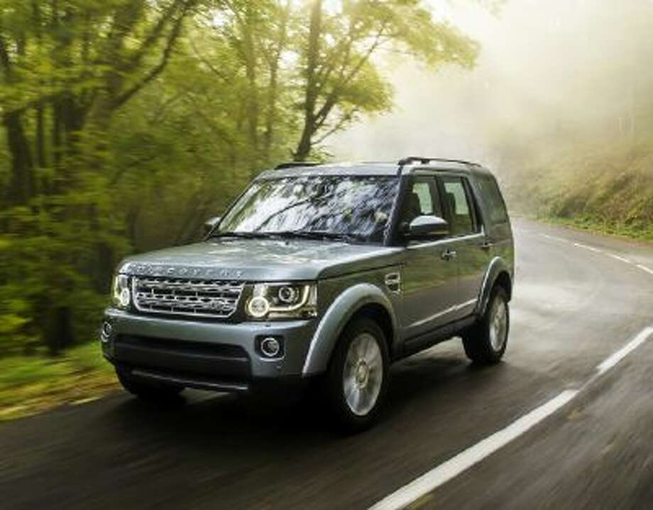 A look at the 2014 Land Rover LR4. For 2014, Land Rover went for better fuel economy with a new 3-liter aluminum-alloy V-6 with direct fuel injection engine.