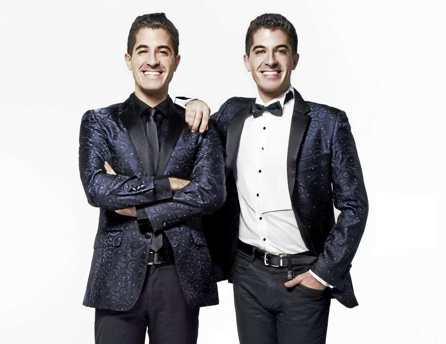 """Will and Anthony bring their popular show, """"Broadway, My Way"""" to the Middletown Performing Arts Center on Oct. 4. The show is the kickoff to the Middletown Concert Association's 2015-16 season of shows. Photo: Contributed Photo"""