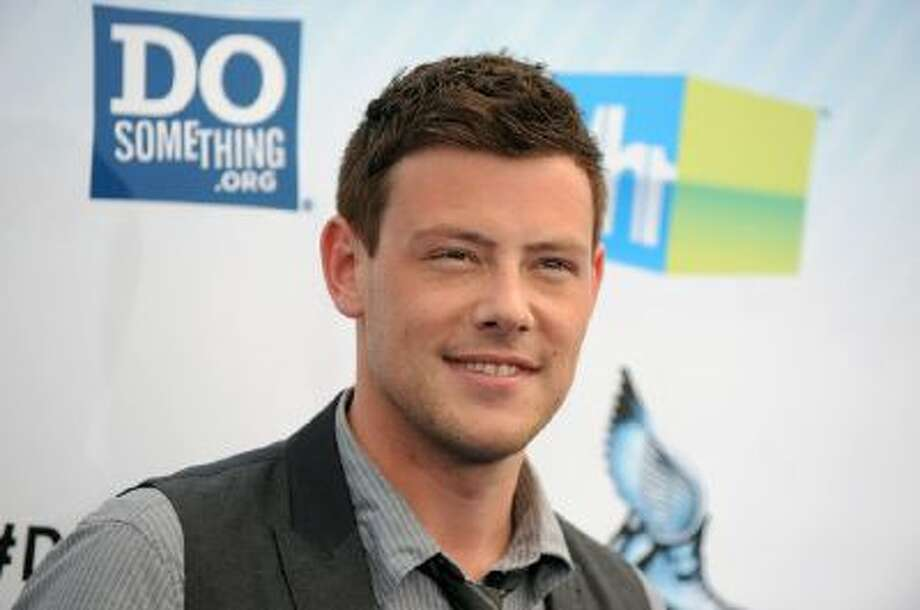 This Aug. 19, 2012 file photo shows actor Cory Monteith at the 2012 Do Something awards in Santa Monica, Calif.