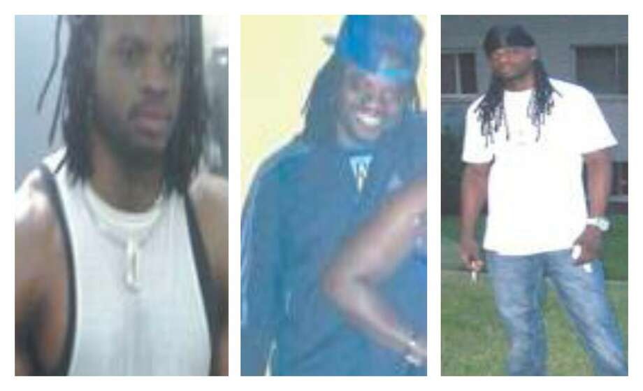 This combination of undated photos provided by the Washington, D.C., police shows Daron Dylon Wint.  Authorities have arrested Wint, an ex-convict who was accused in the killings of a wealthy Washington family and their housekeeper. Members of a fugitive task force arrested Wint, 34, on Thursday, May 21, 2015, about a week after authorities said the family was killed and their mansion set on fire.  (Metropolitan Police Department via AP) Photo: AP / Washington, D.C., police