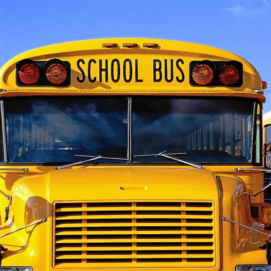 Phil Johnson, Dattco's vice president of the school bus division, spoke at the East Hampton school board meeting. Photo: File Photo  / © Corbis.  All Rights Reserved.