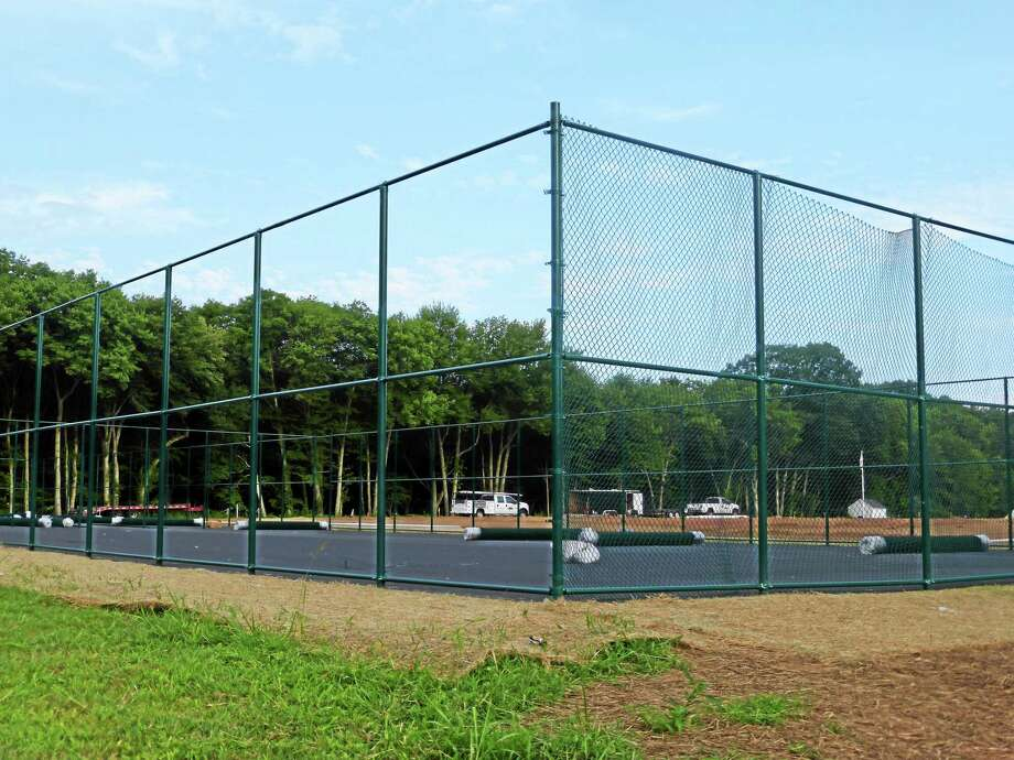 Irene Sheldon Park in Killingworth will be getting brand new tennis courts. Photo: Submitted Photo