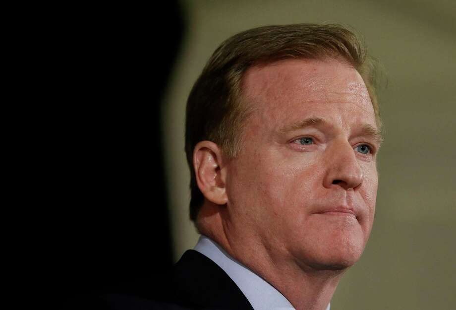 NFL Commissioner Roger Goodell wants to hear directly from Tom Brady during his appeal. Photo: Jeff Chiu — The Associated Press  / AP