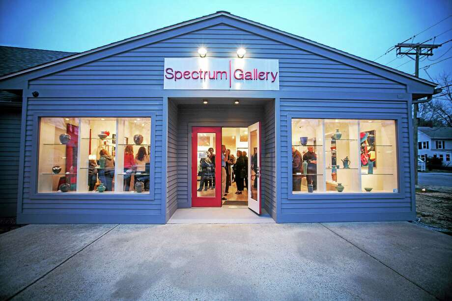 Submitted photo - Spectrum Gallery Centerbrook's Spectrum Gallery is a participant in this year's Open House Day in June. Photo: Journal Register Co.