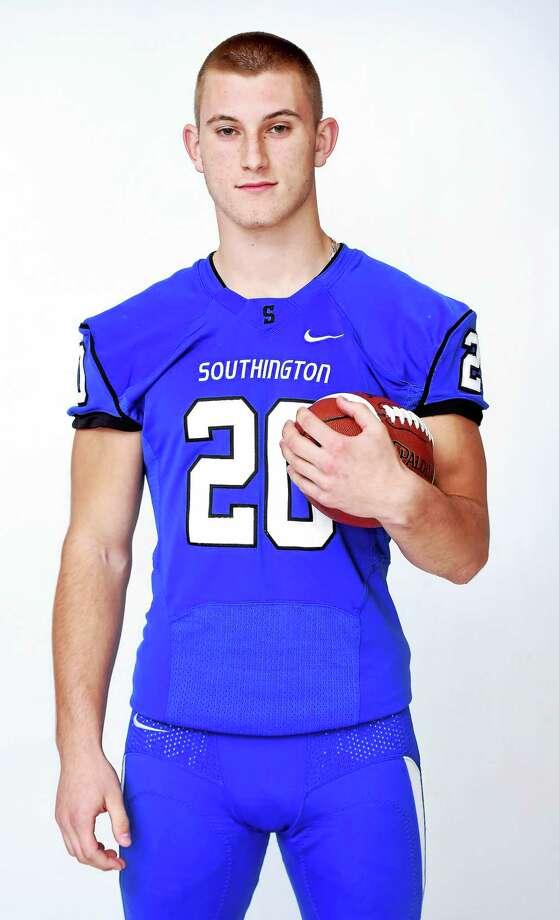 Southington quarterback Jasen Rose announced Thursday will be attending UConn. Photo: Register File Photo
