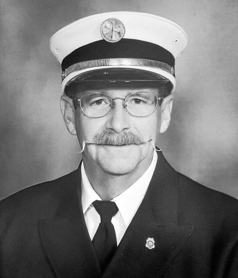 The Middlesex County Chamber of Commerce in Middletown is honoring longtime volunteer firefighter and chief William Wimler June 3 in Cromwell. Photo: Courtesy Middlesex County Chamber Of Commerce