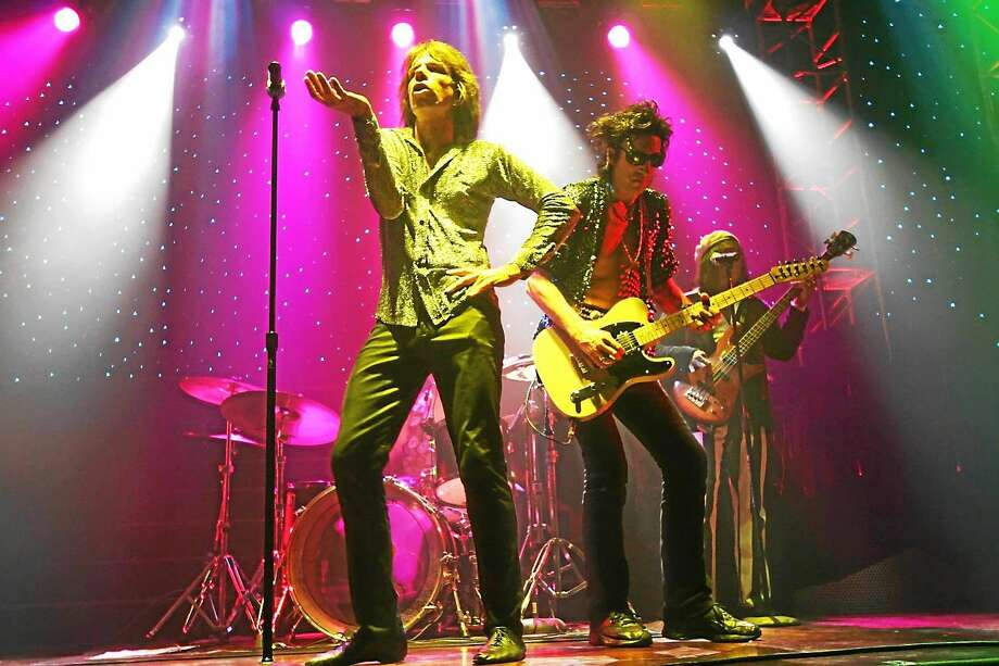 Contributed photo The Rolling Stones tribute band, Satisfaction, is coming to the Palace Theater in Waterbury. Photo: Journal Register Co.
