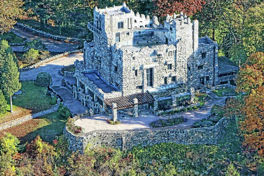 Contributed photo Gillette Castle is one of the many places East Haddam is celebrating its fall weekend of events Sept. 18-20. Photo: Journal Register Co.