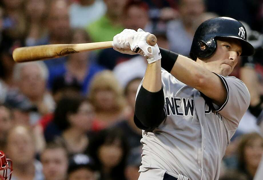 Stephen Drew and the Yankees finalized a $5 million, one-year contract on Friday. Photo: The Associated Press File Photo  / FR170221 AP