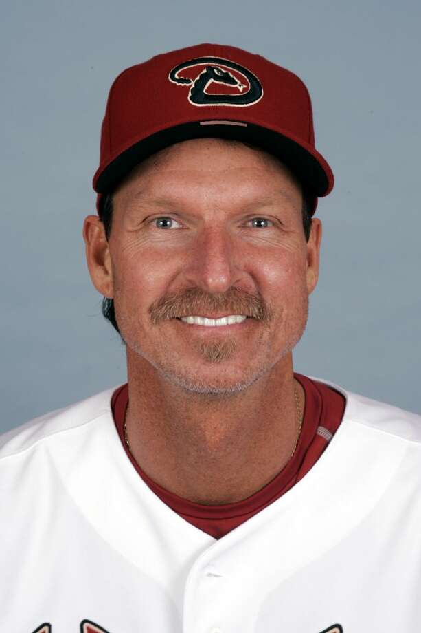 The Hall of Fame announced on Friday that Randy Johnson will wear an Arizona Diamondbacks cap on his plaque in baseball's Hall of Fame. Photo: The Associated Press File Photo  / AP