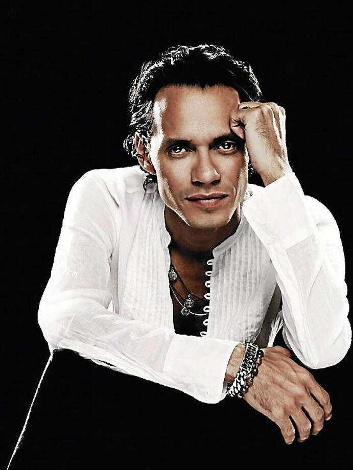 Submitted photo - Marc Anthony Singing superstar Marc Anthony Photo: Journal Register Co.