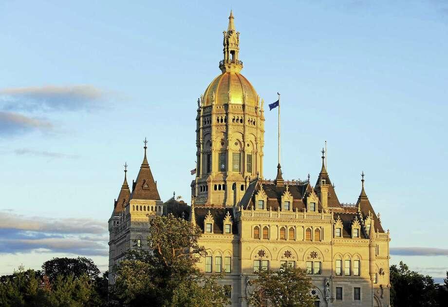 The Connecticut State Capitol building Photo: File Photo  / AP2011