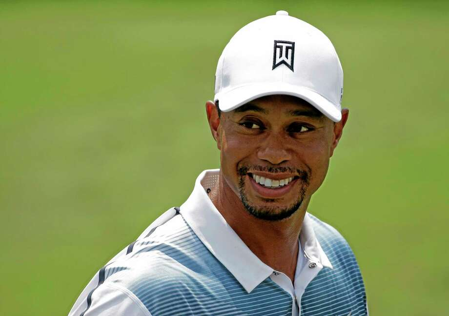 """Tiger Woods said Monday his strength has returned from """"busting my butt in the gym pretty hard"""" and he is on schedule to resume competition in December. Photo: The Associated Press File Photo  / AP"""