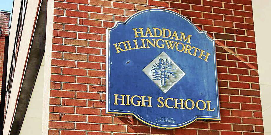 Haddam-Killingworth High School Photo: Courtesy Photo
