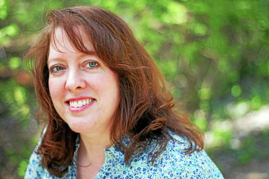 Dawn Foss has a book table Saturday at the Shoreline Spring Festival in Madision and will perform next week at a Haddam open microphone event. Photo: Courtesy Photo