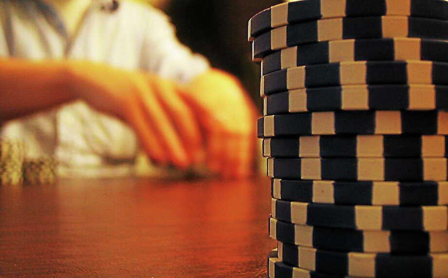 Gambling man (Courtesy: Flickr/Adrian Sampson) Photo: Journal Register Co.