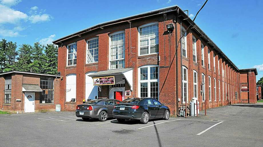 Remington Rand building off Johnson Street in Middletown's north end Photo: File  / TheMiddletownPress