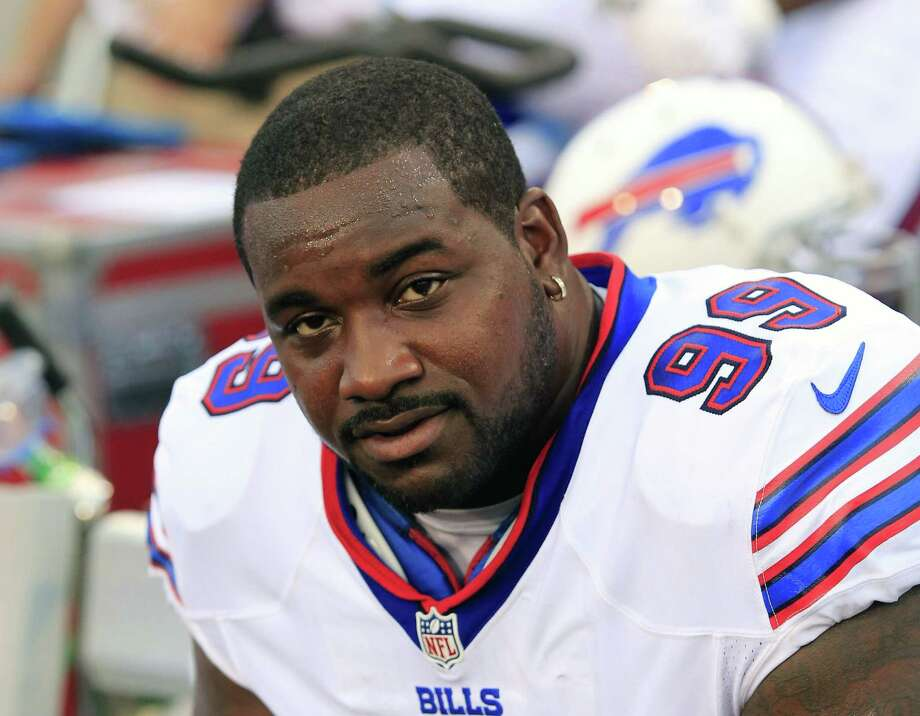 The Buffalo Bills now have two $100 million starters fronting their defensive line after Marcell Dareus signed a six-year contract extension on Thursday. Photo: Bill Wippert — The Associated Press File Photo  / FR170745 AP