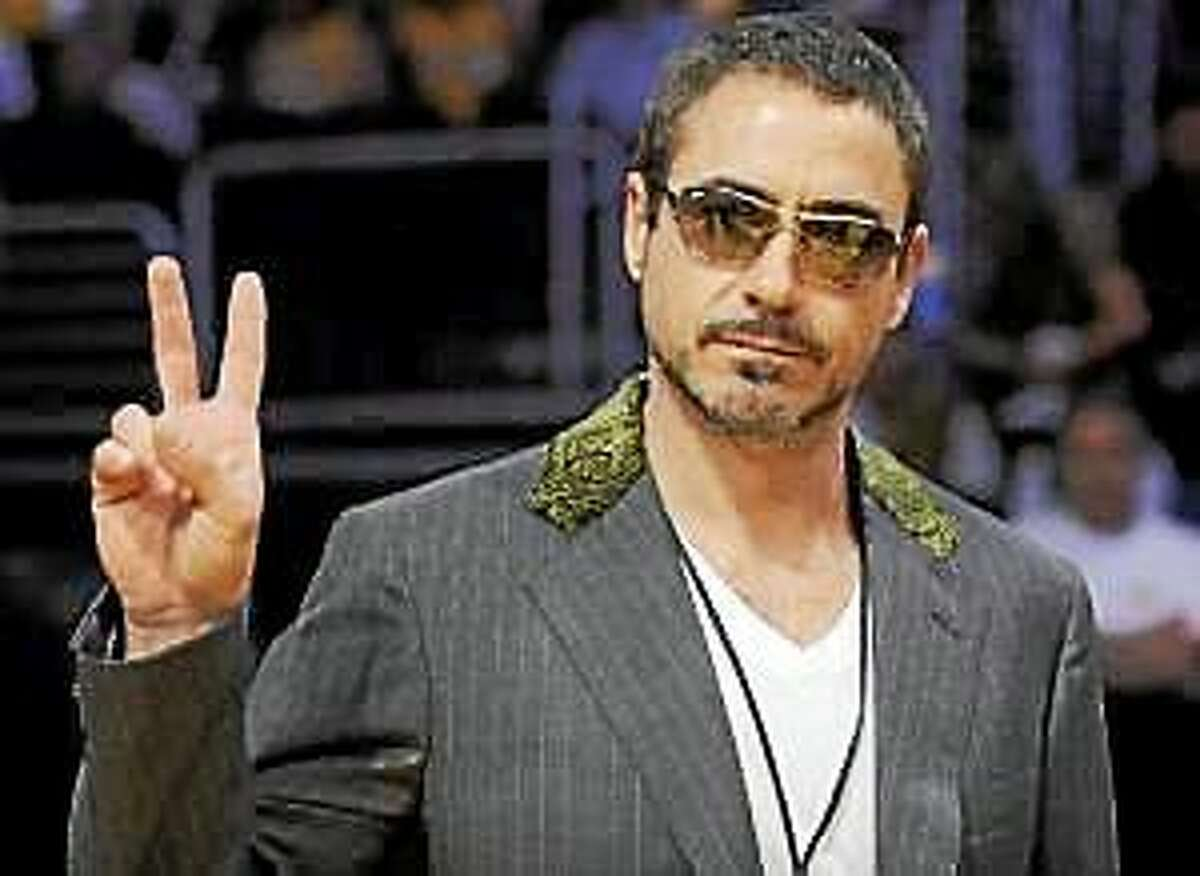 This May 4, 2008 file photo shows Actor Robert Downey Jr. in Los Angeles.