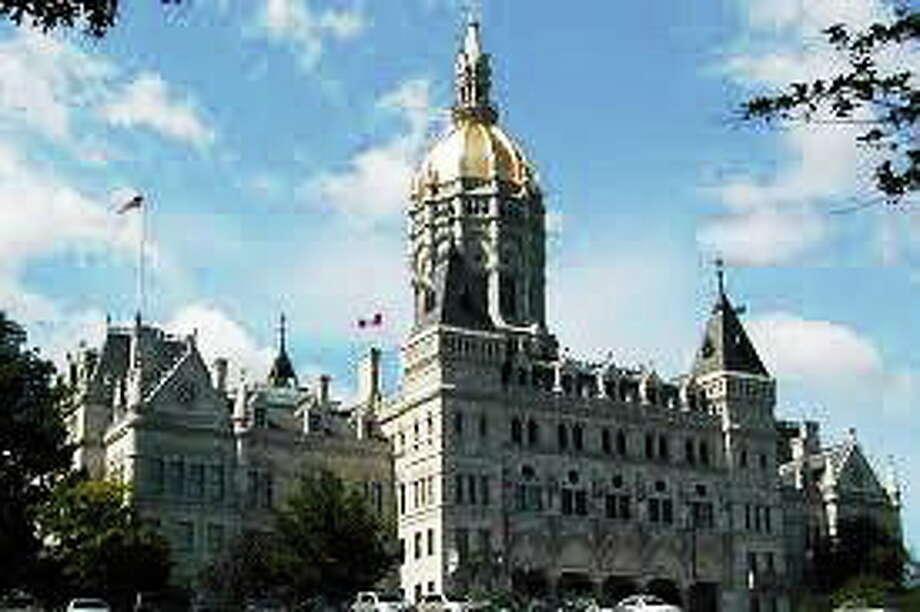 Connecticut Capitol building Photo: AP Photo