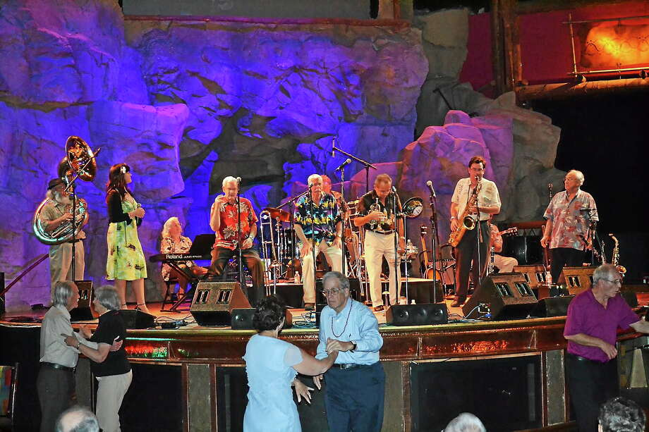 Submitted photo - Heartbeat Dixieland Jazz Band The Heartbeat Dixieland Jazz Band of Connecticut are included in the lineup of entertainment for the Hot Steamed Jazz Festival in Essex. Photo: Journal Register Co.