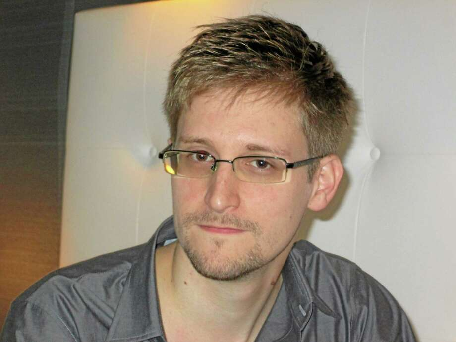 This image made available by The Guardian Newspaper in London shows NSA Wistleblower Edward Snowden. Photo: AP Photo/The Guardian, Ewen MacAskill  / The Guardian