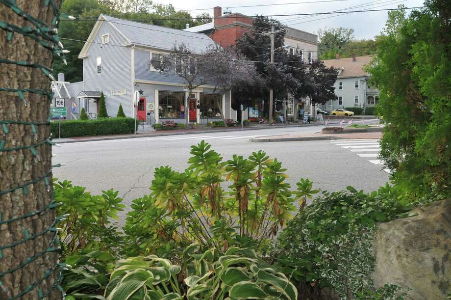 The historic East Hampton Village. Catherine Avalone - The Middletown Press Photo: Journal Register Co. / TheMiddletownPress