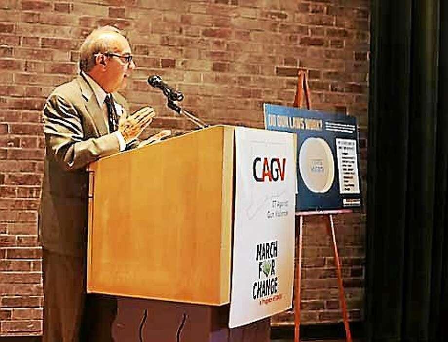 Ron Pinciaro, executive director of CAGV Photo: Photo Courtesy Of CT News Junkie