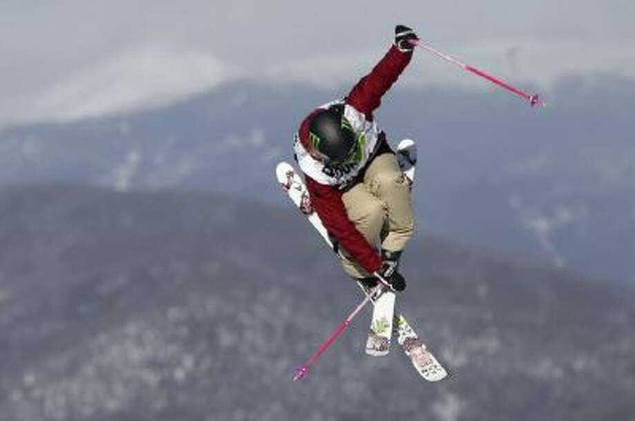 Slopestyle skier Maggie Voisin of Montana is aiming to be the youngest competitor at the Sochi Winter Olympics in February.