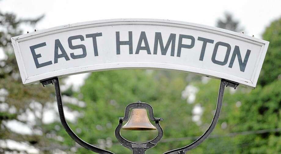 East Hampton. Catherine Avalone - The Middletown Press Photo: Journal Register Co. / TheMiddletownPress