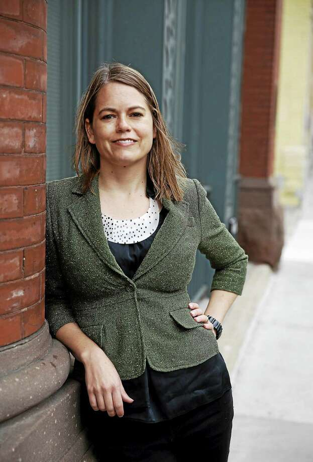 """Author and museum professional Rainey Tisdale is the keynote speaker for the Middletown-based Connecticut League of History Organizations' annual conference, """"Making History Collections Relevant in a Modern World,"""" June 1 in Meriden. Photo: Courtesy Photo"""