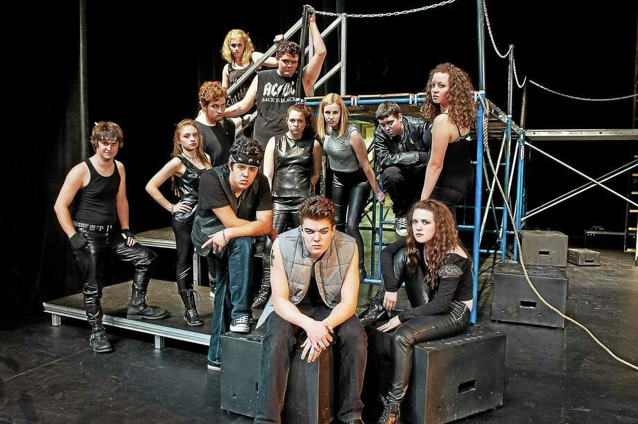 """Photographs courtesy of  www.jenniferlangdonphotography.com/Jennifer Langdon The cast of """"Jesus Christ Superstar"""" is ready for a weekend of performances at Middletown High School's Performing Arts Center. Photo: Journal Register Co. / Copyright Langdon Family"""